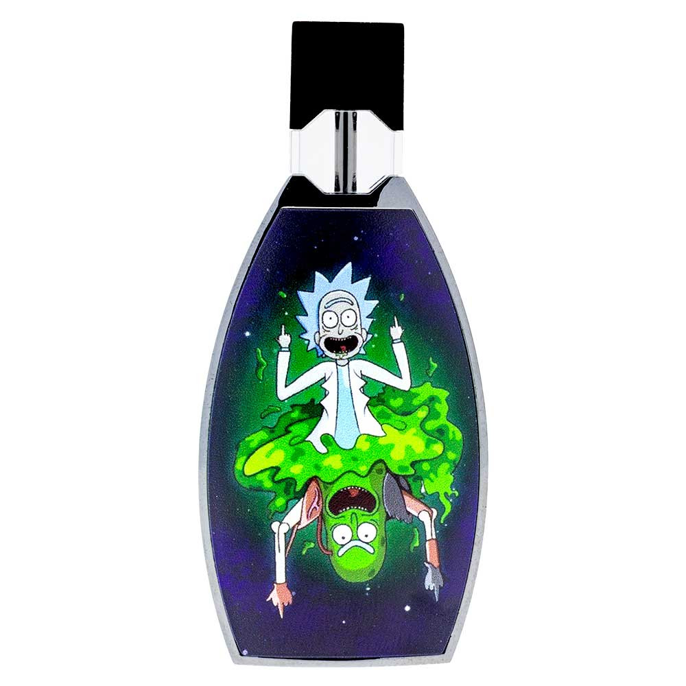 Rick & Morty Key Pod Vape Battery