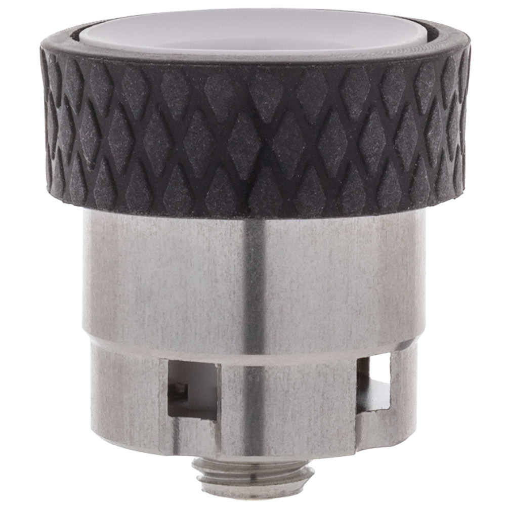 SOC Peak Replacement Atomizer as seen from the side.