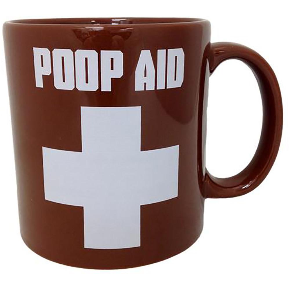 Giant Poop Aid Mug