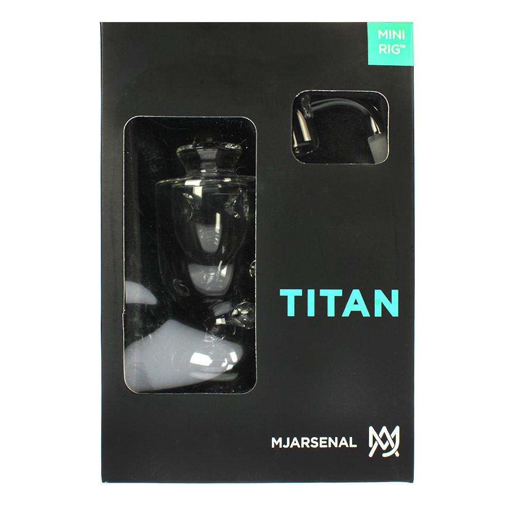 MJA mini Titan rig boxed.
