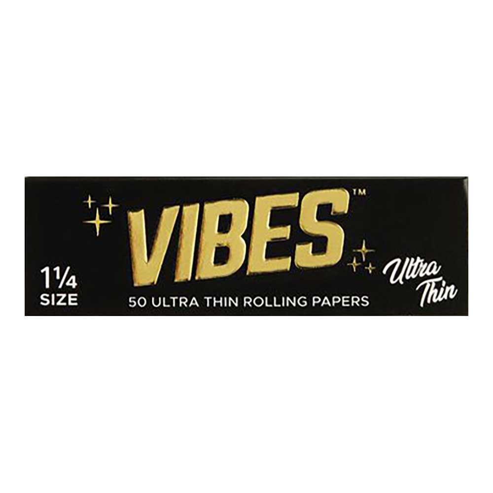Vibes Ultra Thin 1.25 Rolling Papers