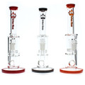 Rig & Pipe with Mini Matrix Perc available in multiple colors