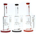 Rig & Pipe with Mini Matrix Perc water bongs for sale