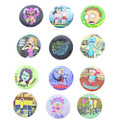 Rick & Morty Buttons assorted styles and colors for sale
