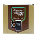 Roast & Toast Coffee Mug packaging box