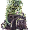 Dragon Castle Backflow Burner