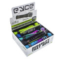 10 piece Assorted color boxed display of Eyce Silicone Shorty chillum taster.