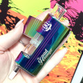 Airistech rainbow headbanger 2 in 1 nectar collector and dab wax vape system for sale.