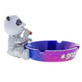 Spaced Out Panda Ashtray side image