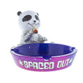 Spaced Out Panda Ashtray for sale