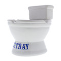 Asstray Ceramic Ashtray unique novelty ash tray