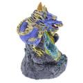 Blue Dragon Crystal Backflow Burner