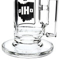 Ohio-Made Bent Neck Inline Perc Barrel Rig