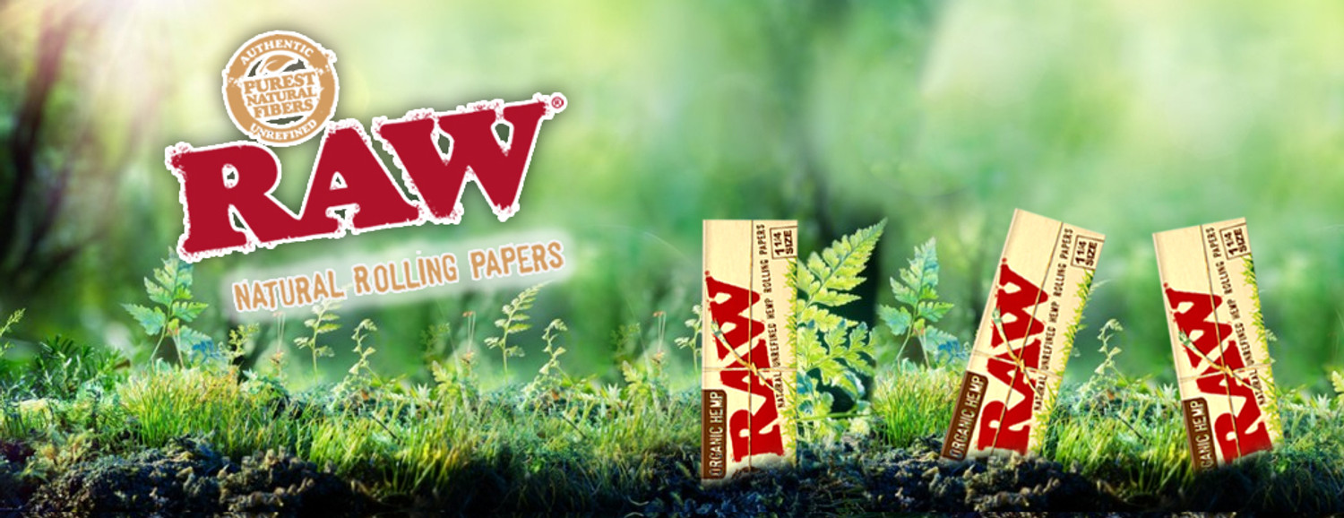 What Makes Raw Natural Rolling Papers the Best