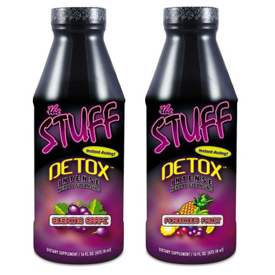 The Stuff One Hour Cleansing Drink for sale for fast detox free shipping lowest price online