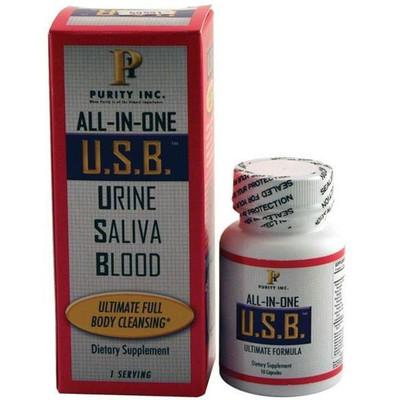 U.S.B body cleanse detox liquid