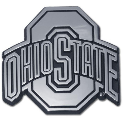 Ohio State Car Emblem