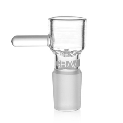 19mm GRAV Male Octobowl - Clear