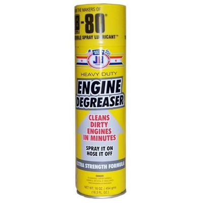 JB Engine Degreaser Can Safe