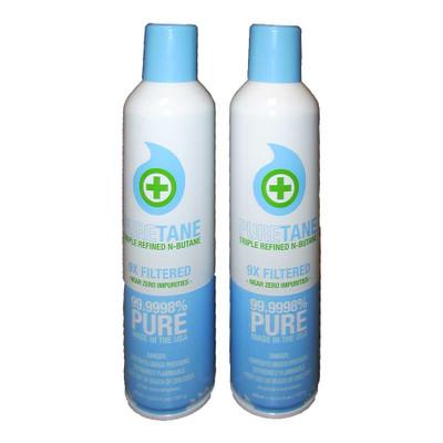 Puretane Butane 300ml, 9x Refined