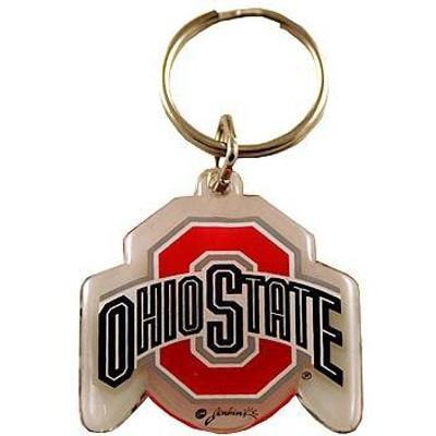 Ohio State Logo Keychain