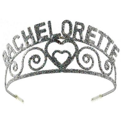 Bachelorette Sparkling Glitter Tiara
