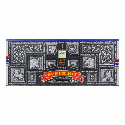 100g Super Hit Incense box.