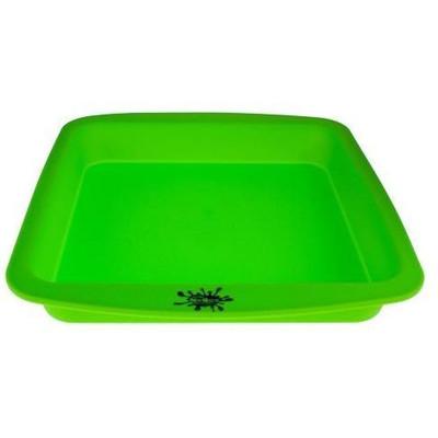 "NoGoo Non-Stick Deep Dish 8"" Square Dab Wax Dish"