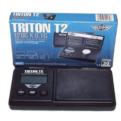 My Weigh Triton T2 120g Scale