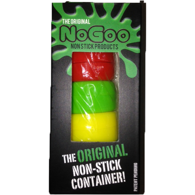 NoGoo Non-Stick Containers Dab Container Wax Container