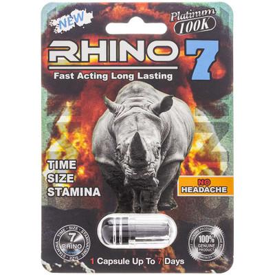 Rhino 7 Platinum 100K package.