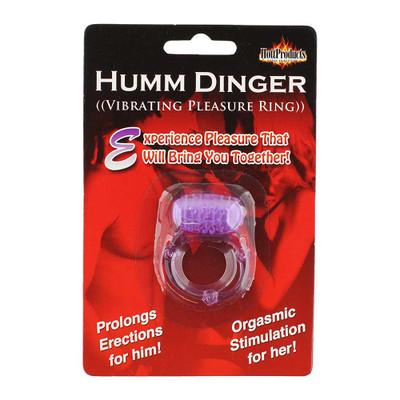 Humm Dinger Vibrating Pleasure Ring