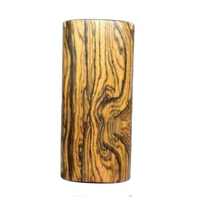 Bocote Wood Slide Dugout, Large