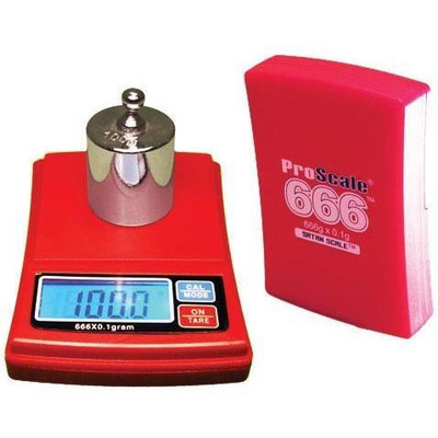 "ProScale 666 ""Satan Scale"" Digital Pocket Scale"