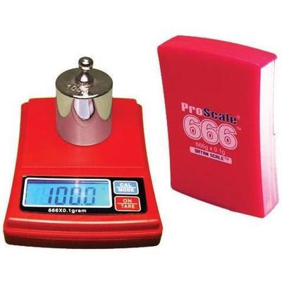 "ProScale 666 ""Satan Scale"" Digital Pocket Scale"