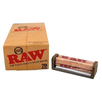 Raw 70mm Rolling Machine Joint Roller Cigarette Rolling Machine
