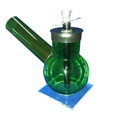 JM Enterprises Table Smoker 2 Acrylic Bubbler, Assorted Colors