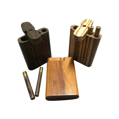 2 Bat Assorted Wood Taster Kit Sm