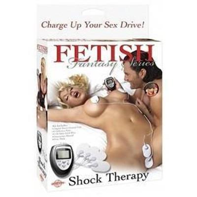 Fetish Fantasy Series Shock Therapy Kit