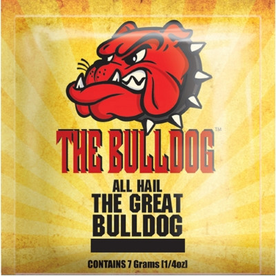 Bulldog of Amsterdam Herbal Smoking Blend 7g Pouch