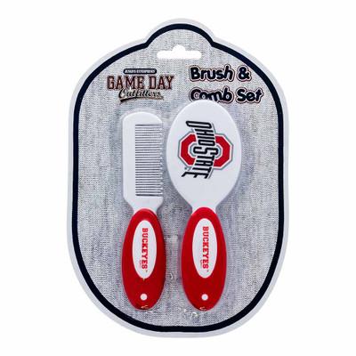 Ohio State Infant Brush Set