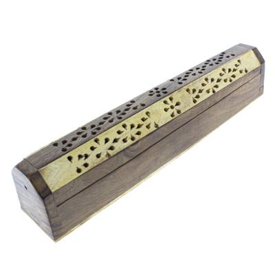 2-Tone Incense Burner Box