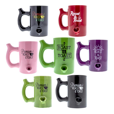 Shop our collection of unique and fun Roast & Toast Mugs! Available at a low price, select from your favorite color and style and enjoy every cup.