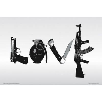 Love Guns Poster