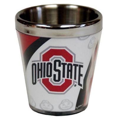 Ohio State Acrylic Shot Glass