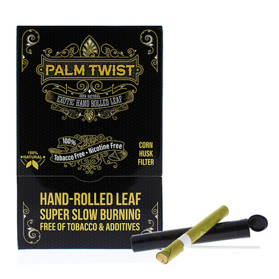 Palm Twist - Slim With Storage Tube front package for sale online headshop