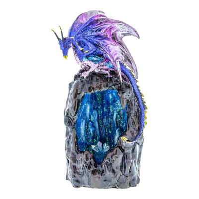Dragon Cave Blue Backflow Incense Burner
