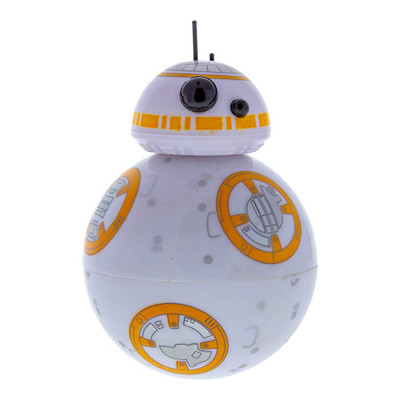 """BB8 Grinder 2.5"""" tall and hardly 2"""" wide."""