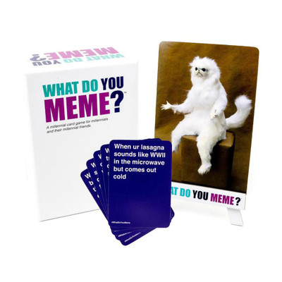 What Do You Meme? Family Party Card Game