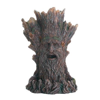 Whispering Forest Mystic Tree Spirit Backflow Burner